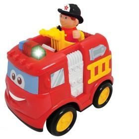 Пожарная машинка - Машинки для малышей, артикул: 23972