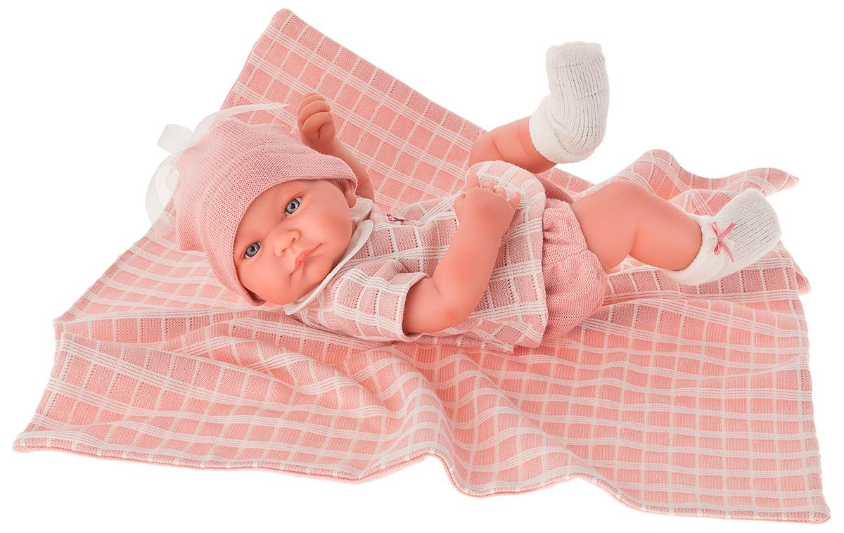 Купить Кукла-младенец – Дафна в розовом, 42 см, Antonio Juan Munecas