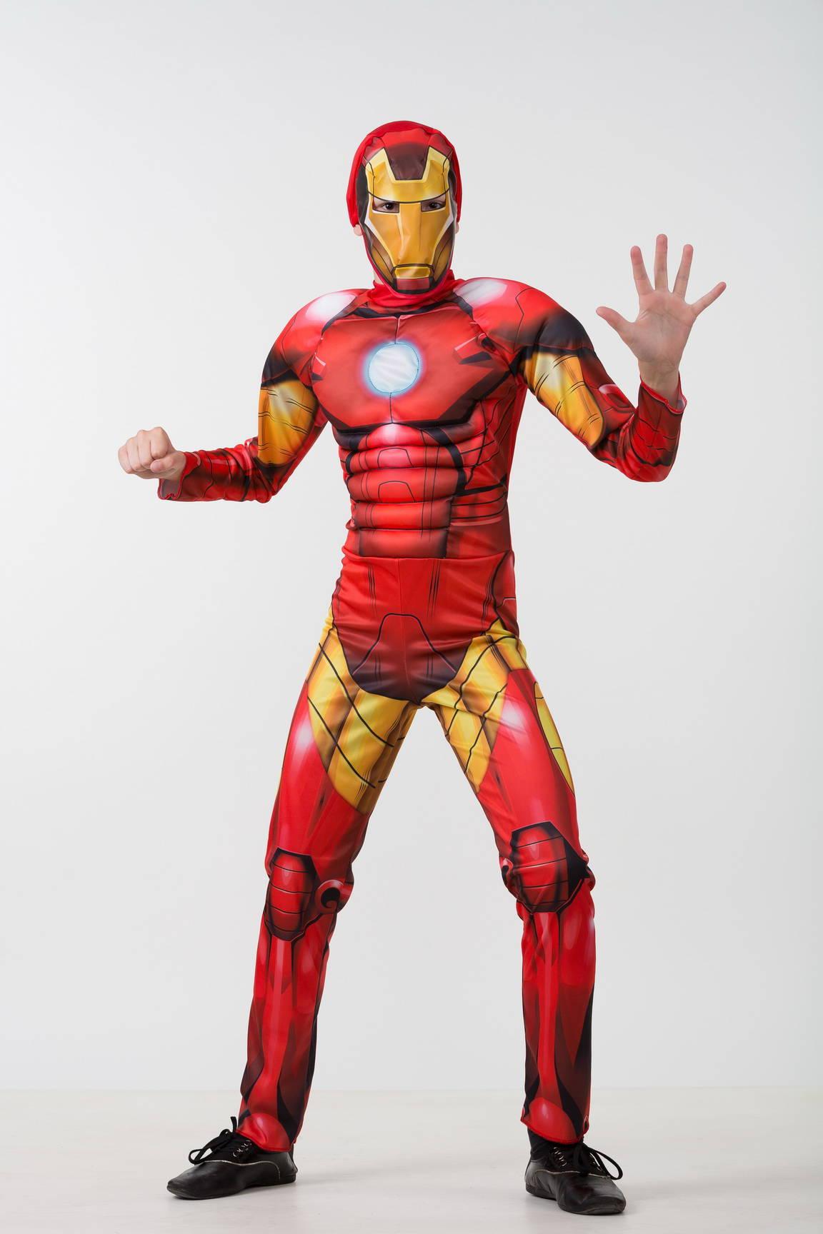 Купить Костюм карнавальный - Дисней Железный человек. Мстители из серии Звездный маскарад, размер 30, Батик