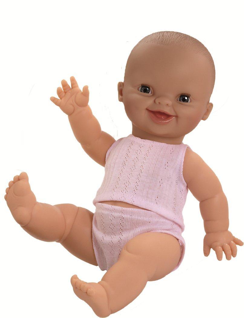 Купить Кукла Горди в розовом костюмчике, 34 см., девочка, Paola Reina