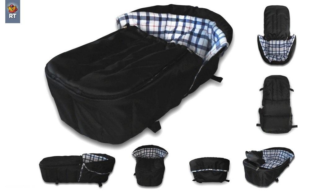 Утеплитель для санок с конвертом для ног – Шустрик, ЛюксМатрасики, муфты, чехлы в санки<br>Утеплитель для санок с конвертом для ног – Шустрик, Люкс<br>