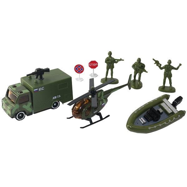 Купить Игровой набор военной техники, Wincars
