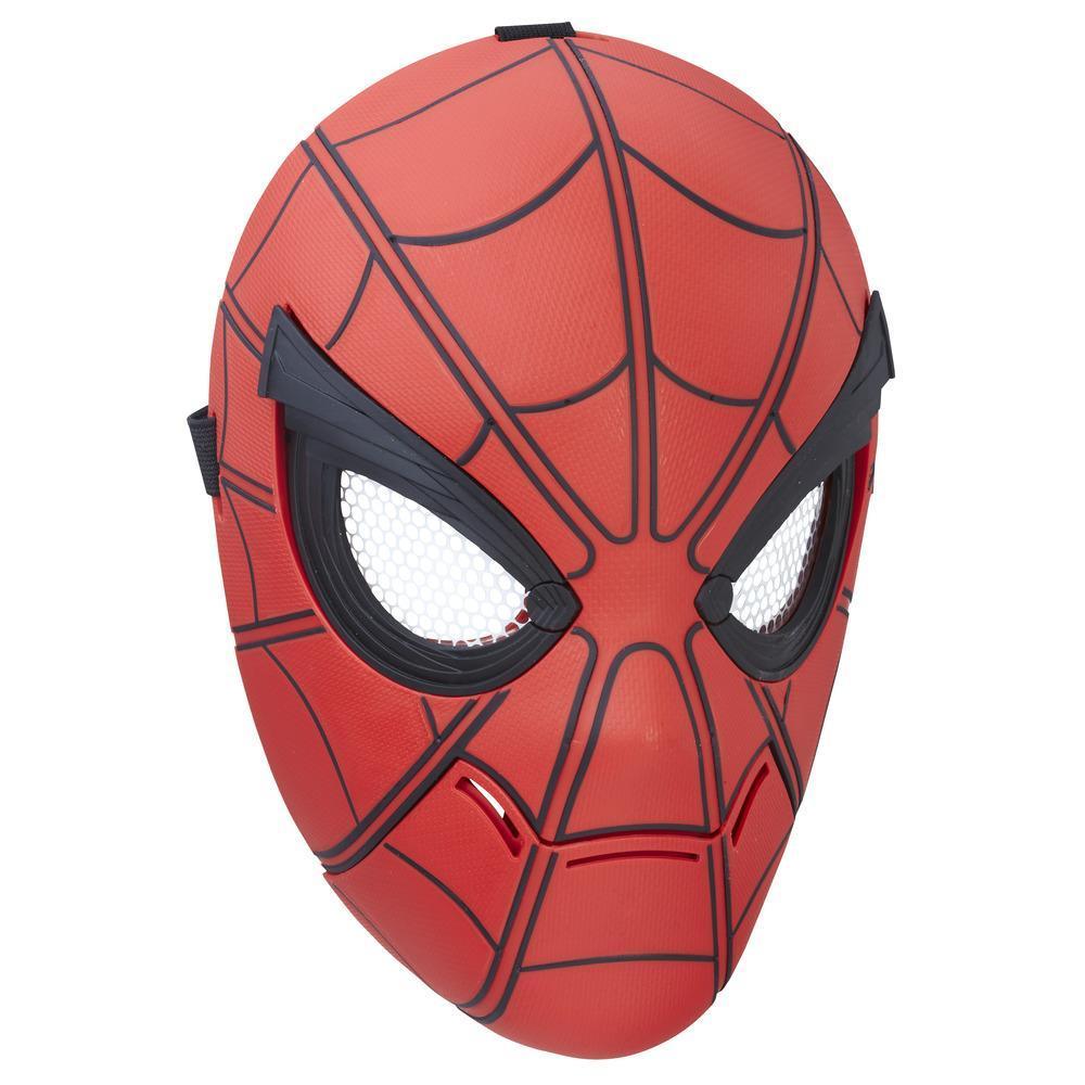 Интерактивная маска Человека-паукаSpider-Man (Игрушки Человек Паук)<br>Интерактивная маска Человека-паука<br>
