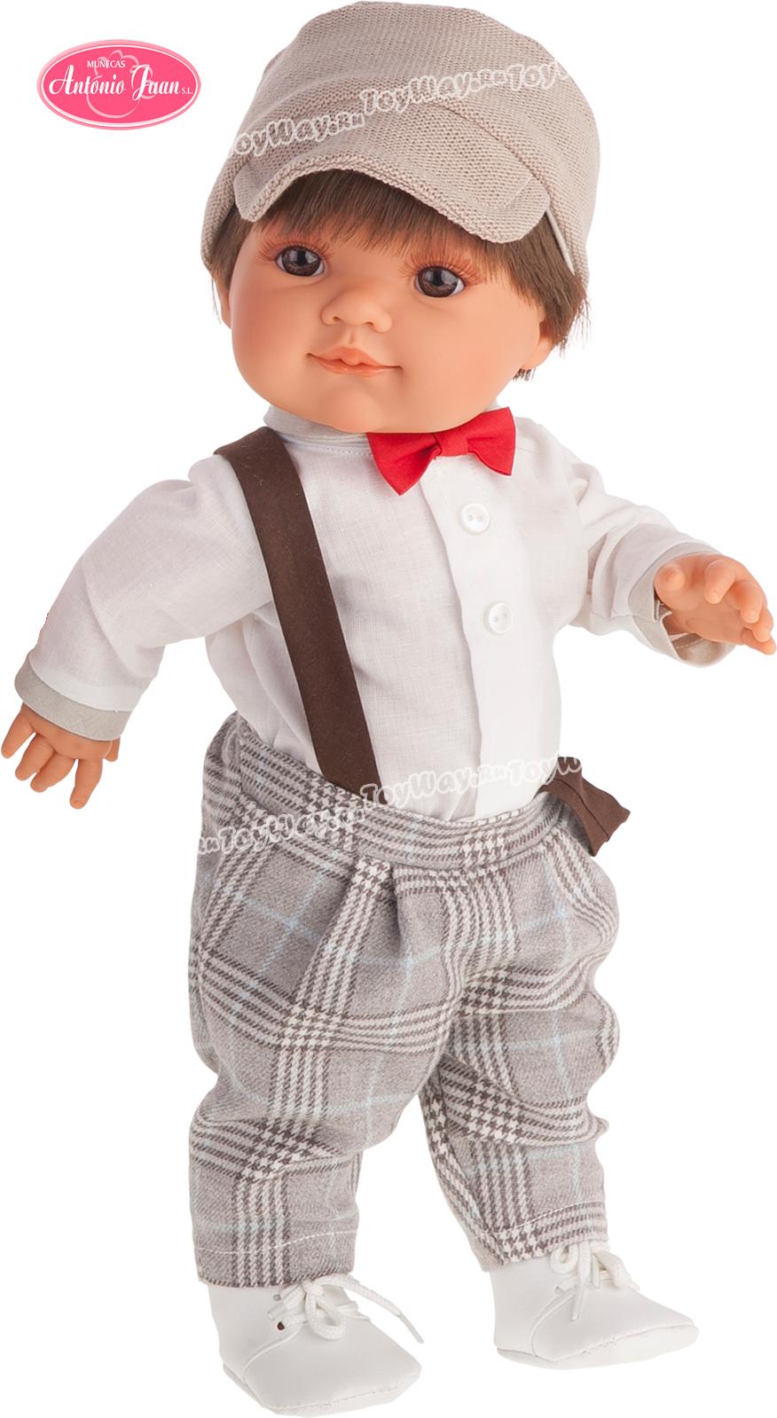 Кукла Фернандо, 38 см.Куклы Антонио Хуан (Antonio Juan Munecas)<br>Кукла Фернандо, 38 см.<br>
