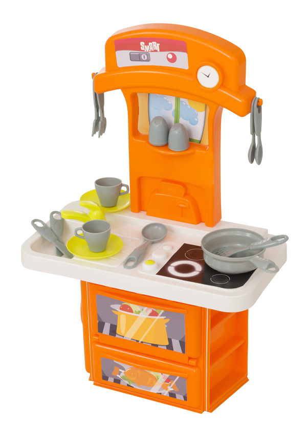 Кухня Smart маленькая электроннаяДетские игровые кухни<br>Кухня Smart маленькая электронная<br>