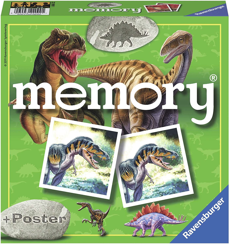 Игра мемори – Динозавры фото