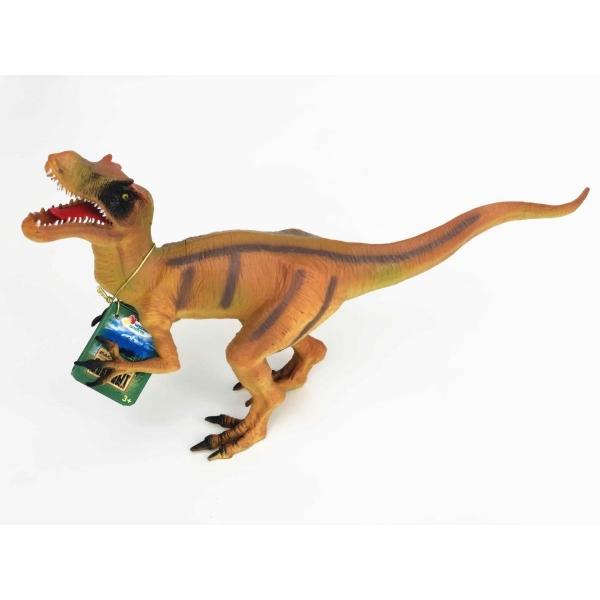Купить Игрушка из пластизоля - динозавр Большой Тираннозавр, Играем вместе