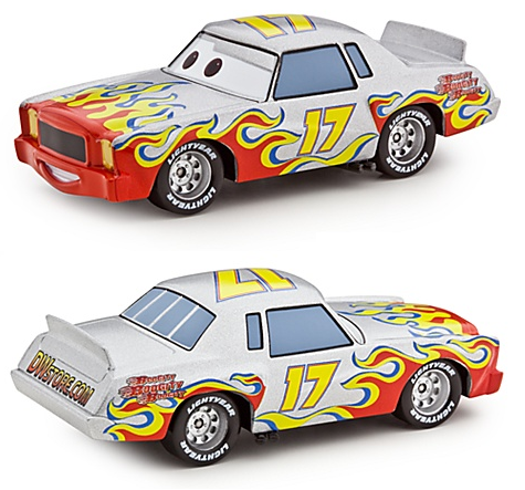 Cars 2. Коллекционная машинка Darrell CartripCARS 3 (Игрушки Тачки 3)<br>Cars 2. Коллекционная машинка Darrell Cartrip<br>