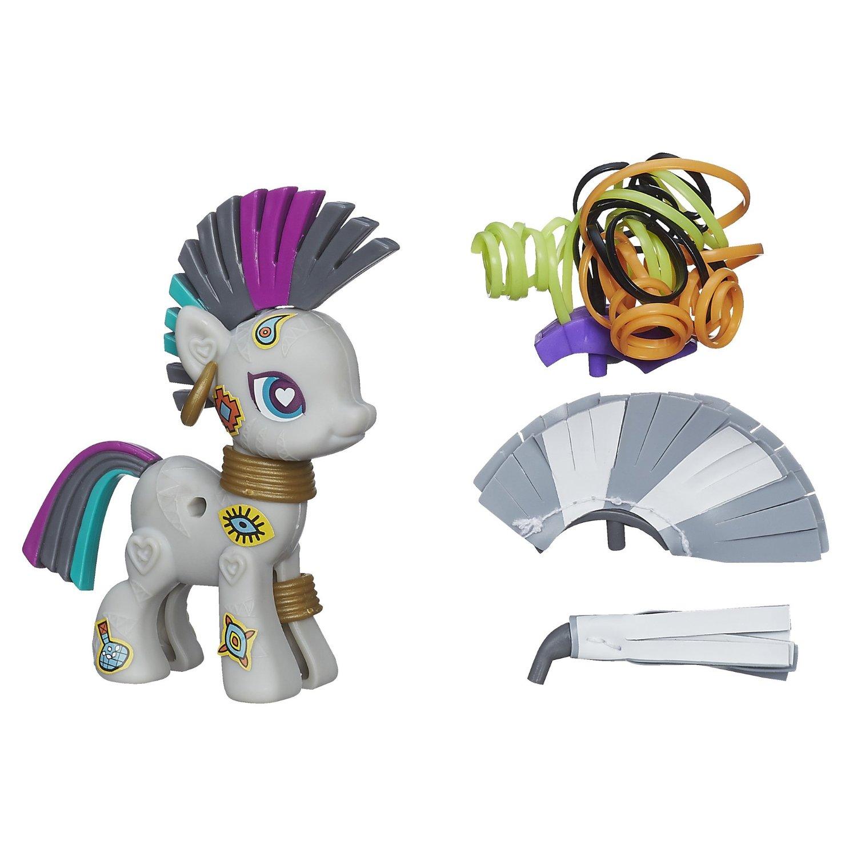 Поп-конструктор из серии My Little Pony – ЗекораМоя маленькая пони (My Little Pony)<br>Поп-конструктор из серии My Little Pony – Зекора<br>