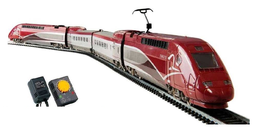 Железная дорога Mehano THALYSДетская железная дорога<br>Железная дорога Mehano THALYS<br>