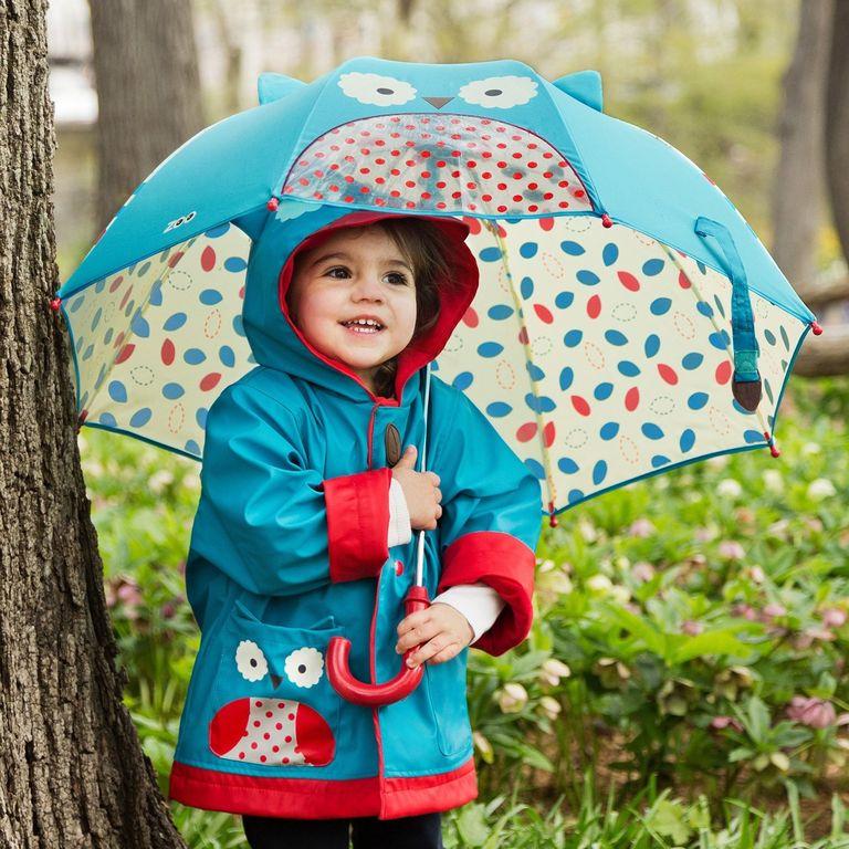 Детский плащ СоваДетские зонты<br>Детский плащ Сова<br>