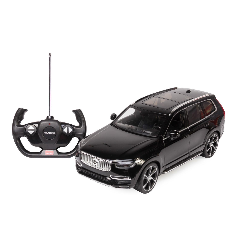 Машина на р/у - Volvo XC90, черный, 1:14Машины на р/у<br>Машина на р/у - Volvo XC90, черный, 1:14<br>