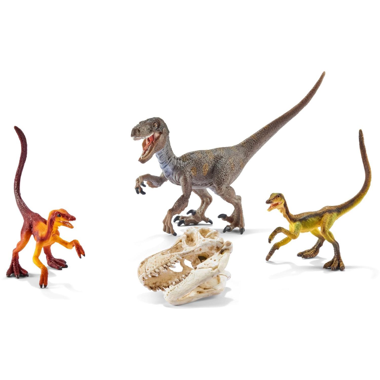 Набор Велоцирапторы на охотеЖизнь динозавров (Prehistoric)<br>Набор Велоцирапторы на охоте<br>
