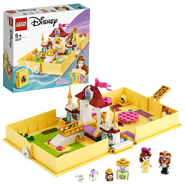 Конструктор Lego Disney Princess - Книга сказочных приключений Белль
