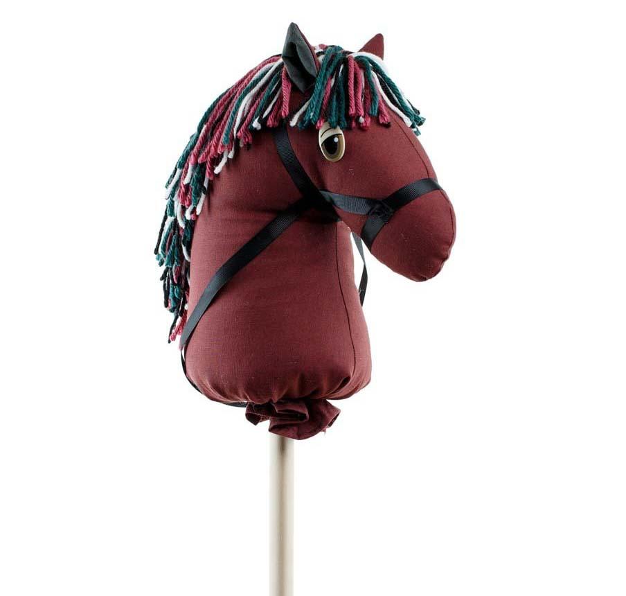 Лошадка на палочке - Коняша Резвый, 90 смРазное<br>Лошадка на палочке - Коняша Резвый, 90 см<br>