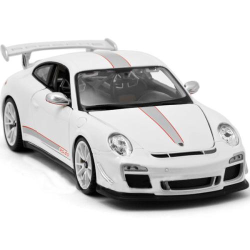 Коллекционная металлическая машинка Bburago Porsche GT3 RSPorsche<br>Коллекционная металлическая машинка Bburago Porsche GT3 RS<br>