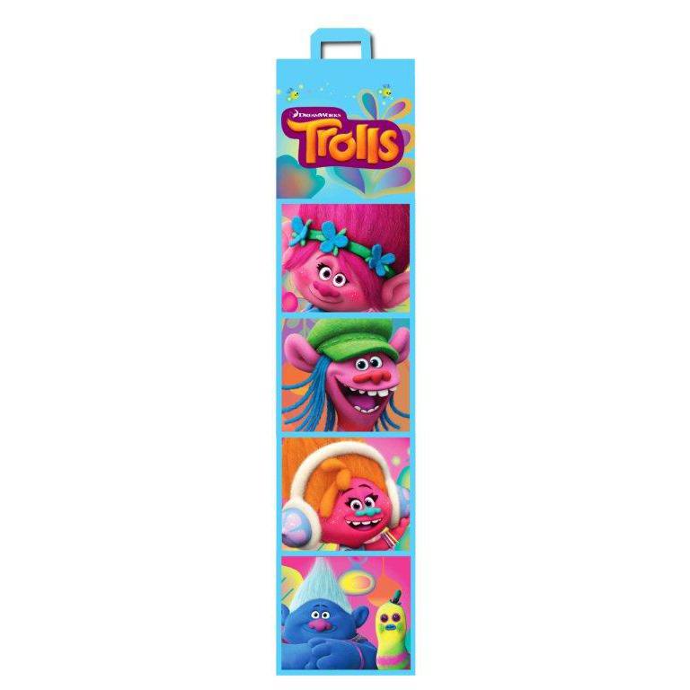 Органайзер подвесной из серии Тролли, высота 64 см., 5 кармановТролли игрушки<br>Органайзер подвесной из серии Тролли, высота 64 см., 5 карманов<br>
