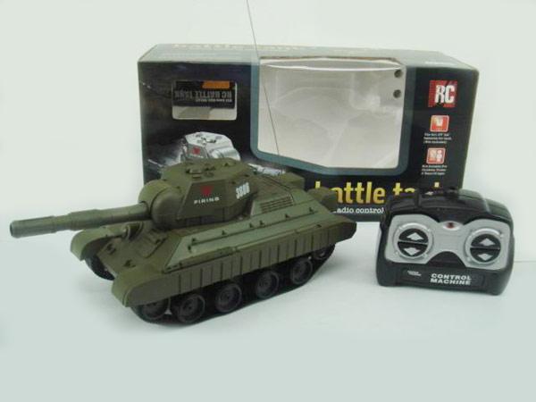 Радиоуправляемый танк на аккумулятореРадиоуправляемые танки<br>Радиоуправляемый танк на аккумуляторе<br>