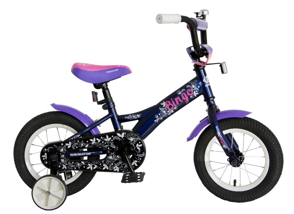 """Детский велосипед Navigator Bingo, колеса 12"""""""