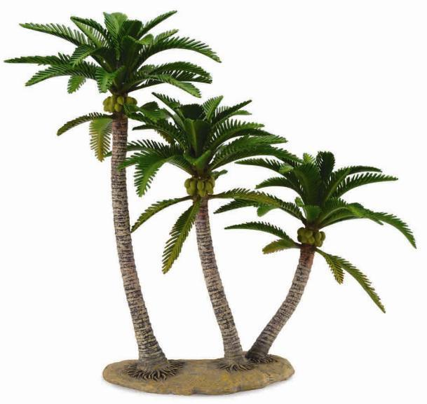 Купить Фигурка - Пальма кокосовая, Collecta Gulliver
