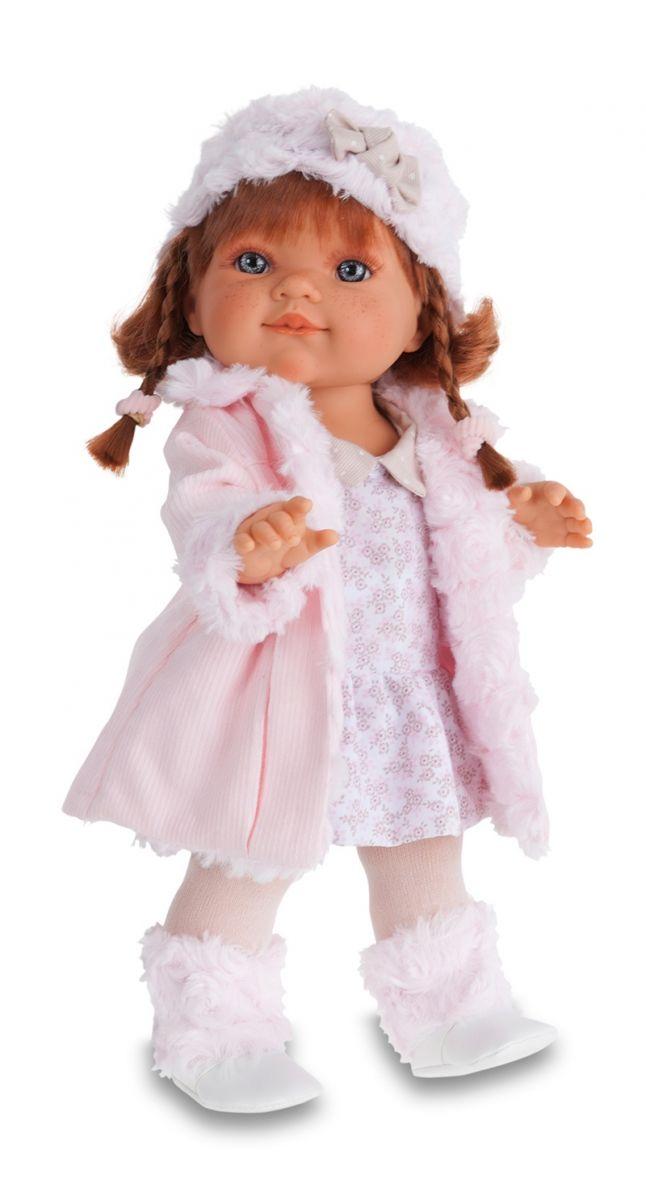 Кукла Фермина в розовом