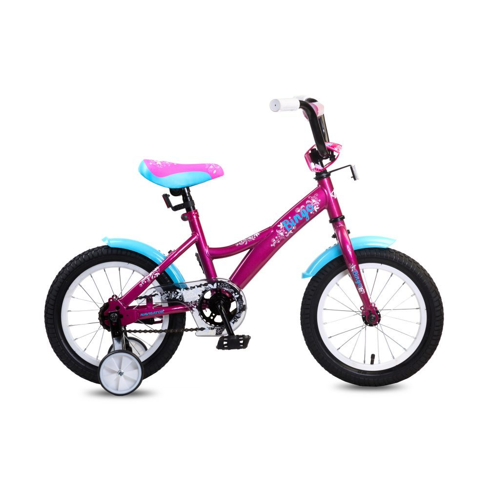 Купить Детский велосипед Navigator Bingo, 14 , розовый