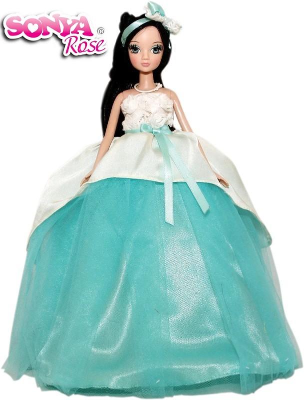 «Лазурная волна» Кукла Sonya Rose «Золотая коллекция»Куклы Соня Роуз (Sonya Rose)<br>«Лазурная волна» Кукла Sonya Rose «Золотая коллекция»<br>