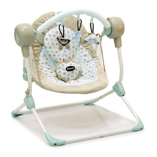 Кресло-качели Balancelle с пультом ДУЭлектронные качели для детей<br>Кресло-качели Balancelle с пультом ДУ<br>