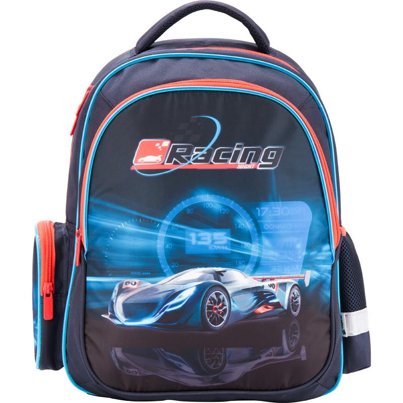 Школьный рюкзак - Racing nightШкольные рюкзаки<br>Школьный рюкзак - Racing night<br>