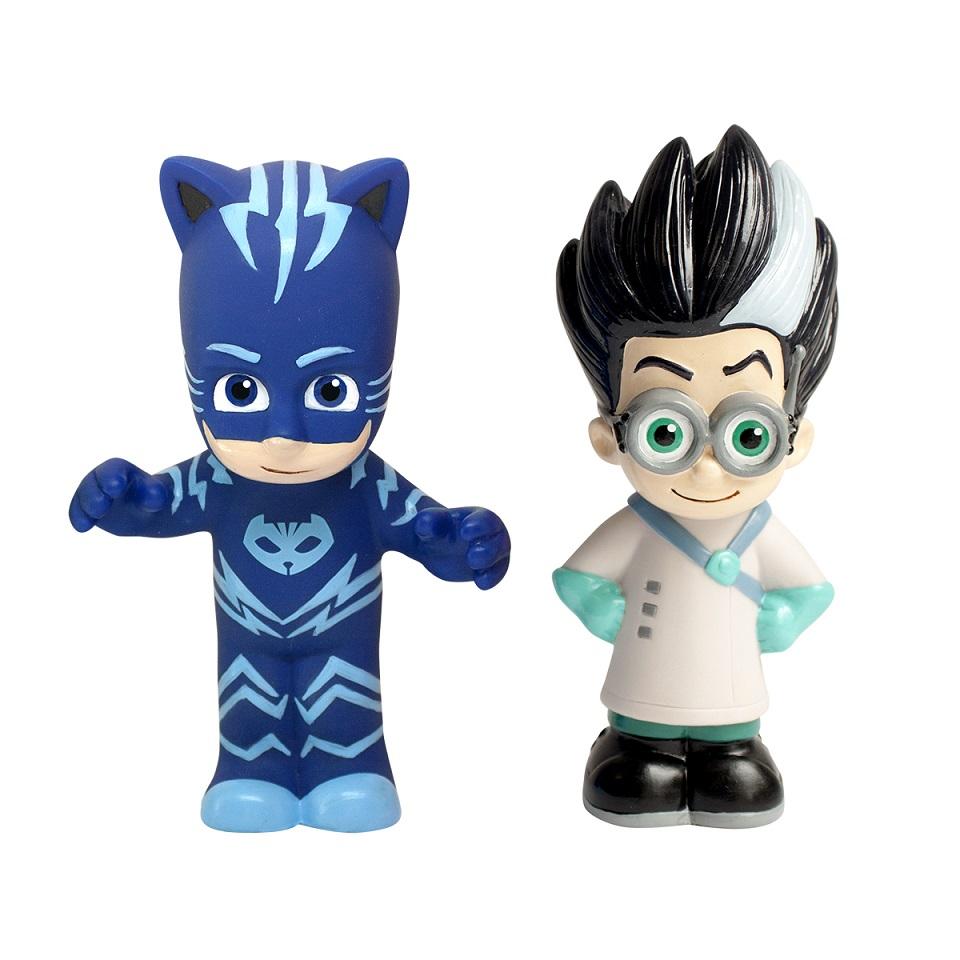 Купить Игровой набор - Кэтбой и Ромео из серии Герои в масках, пластизоль, Росмэн