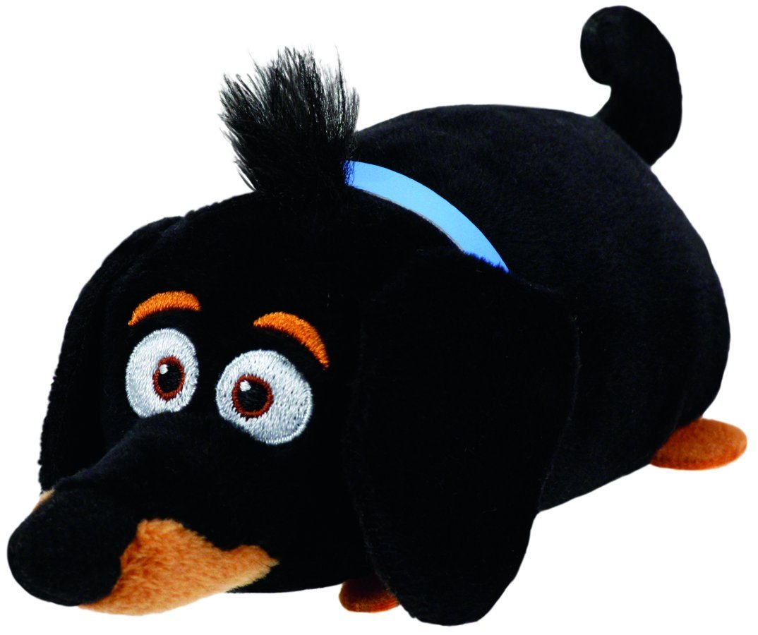 Купить со скидкой Мягкая игрушка -  Собачка породы такса Бадди