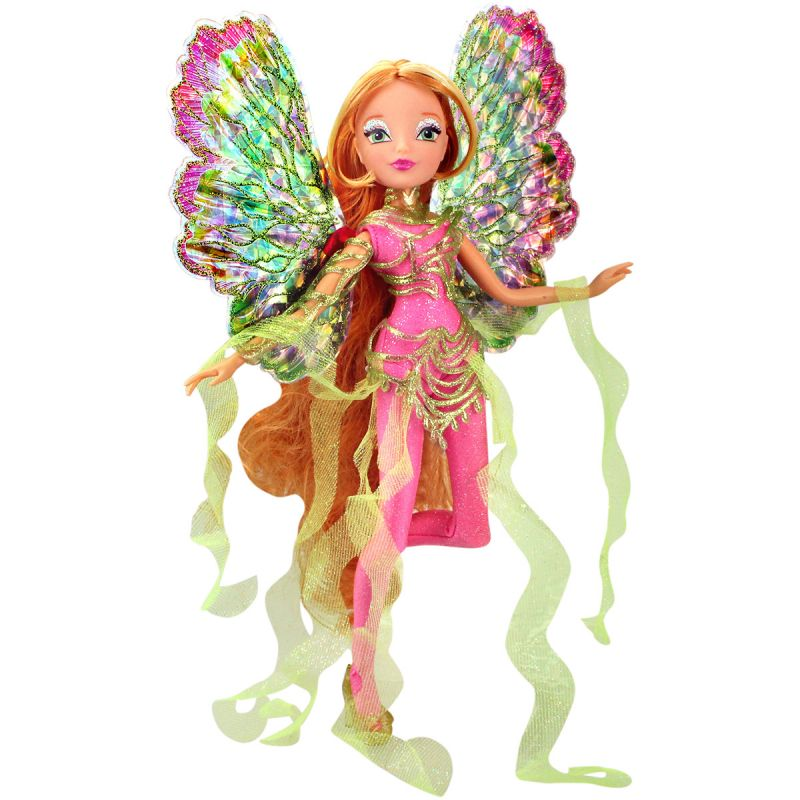 Кукла из серии Wow Дримикс – ФлораКуклы Винкс (Winx)<br>Кукла из серии Wow Дримикс – Флора<br>