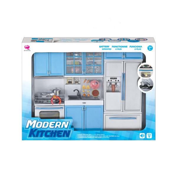 Набор - Кухня 3 в 1, звук и светДетские игровые кухни<br>Набор - Кухня 3 в 1, звук и свет<br>