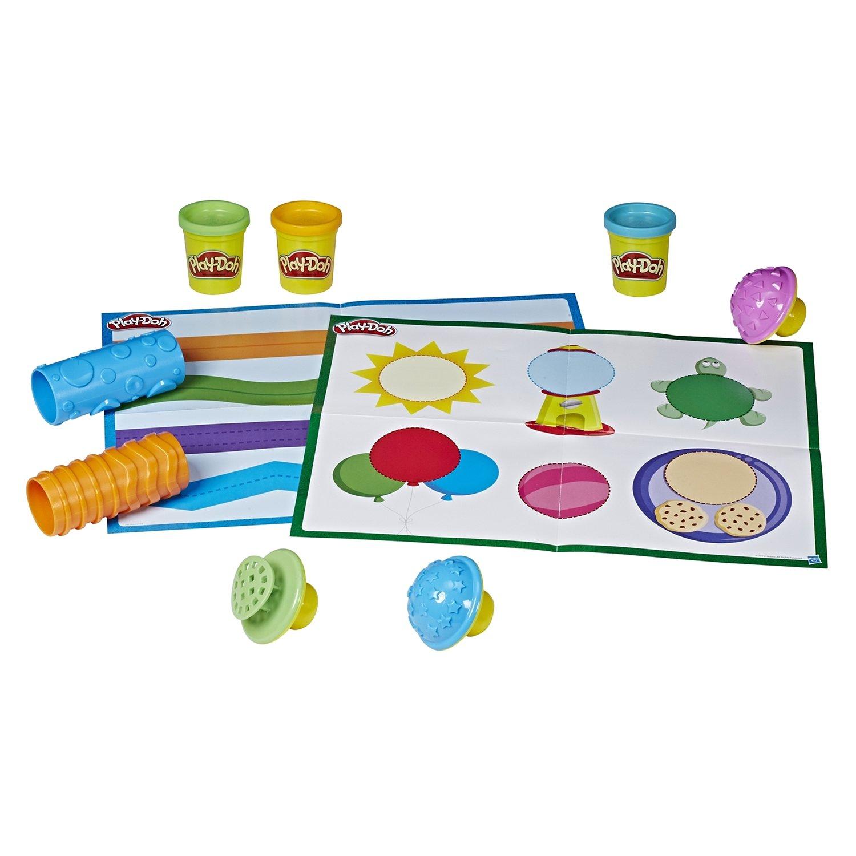 Купить Масса для лепки Play-Doh - Текстуры и инструменты, Hasbro