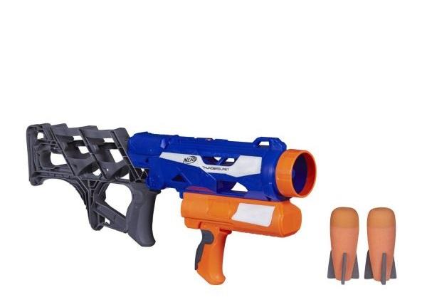 Детский бластер Nerf - Элит ракетницаБластеры NERF Hasbro<br>Детский бластер Nerf - Элит ракетница<br>