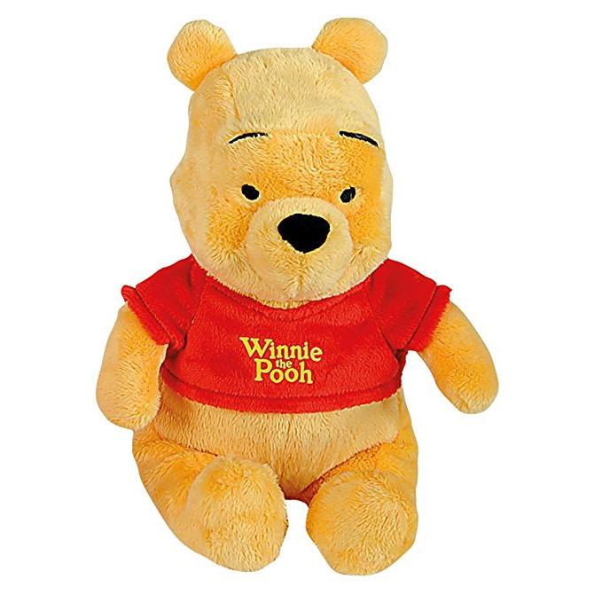 Мягкая игрушка - Медвежонок Винни, 25 см.Мягкие игрушки Disney<br>Мягкая игрушка - Медвежонок Винни, 25 см.<br>