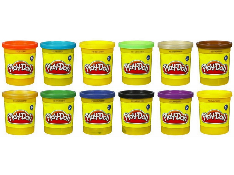 Пластилин Play-Doh. 1 банка 112 гр.Пластилин Play-Doh<br>Пластилин Play-Doh. 1 банка 112 гр.<br>