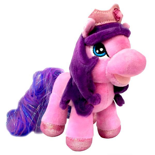Озвученная мягкая игрушка - Пони Сердечко, 17 смЛошадки Филли Filly Princess<br>Озвученная мягкая игрушка - Пони Сердечко, 17 см<br>