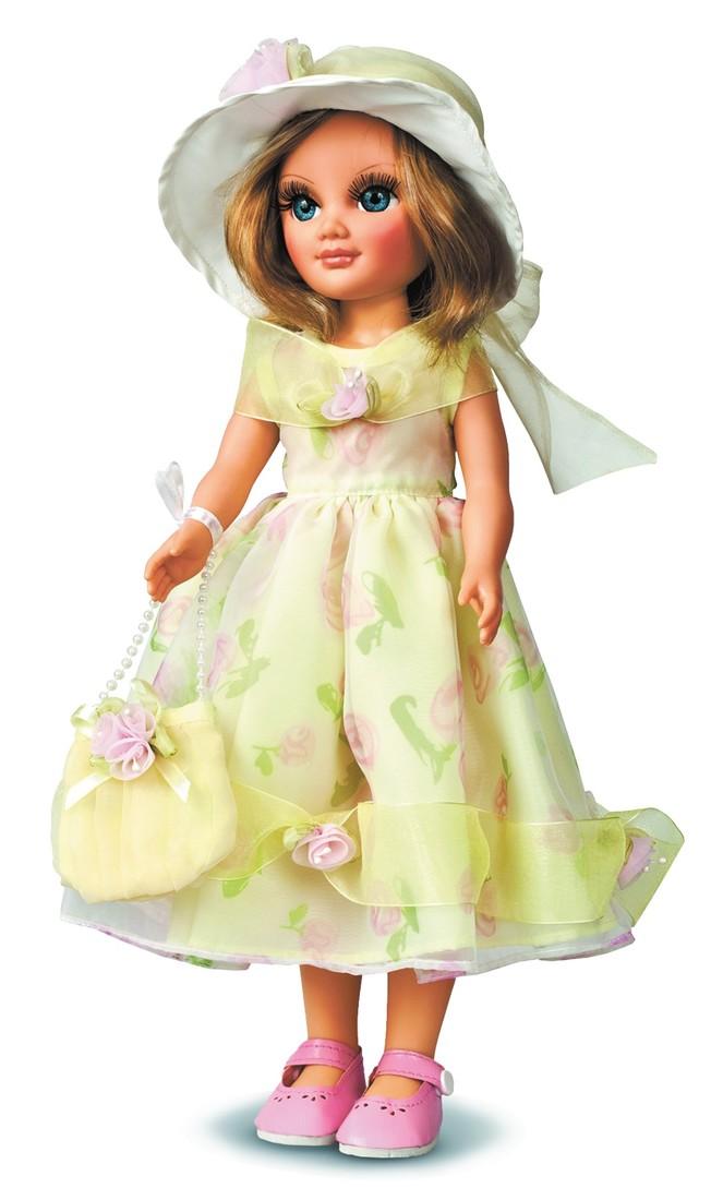 Озвученная кукла Анастасия Лето, 42 смРусские куклы фабрики Весна<br>Озвученная кукла Анастасия Лето, 42 см<br>