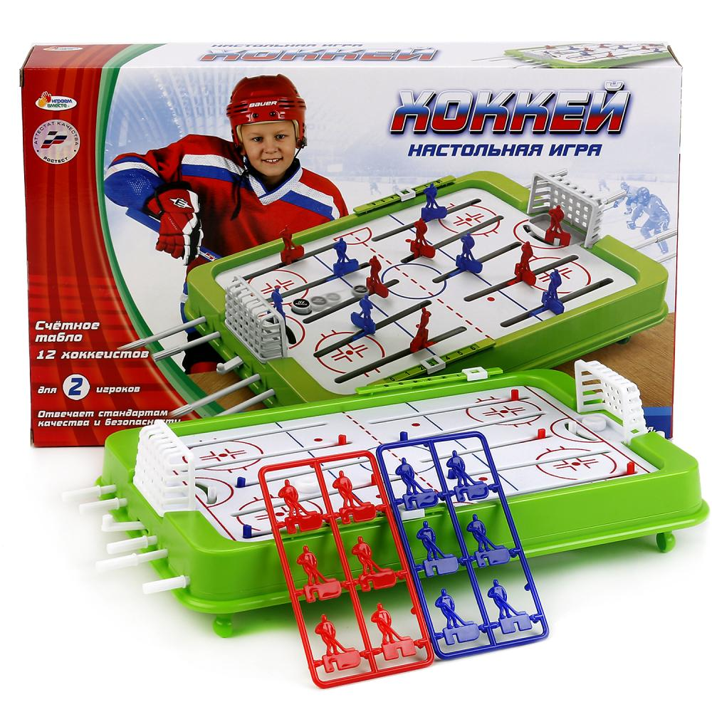Купить Игра настольная - Хоккей, Играем вместе
