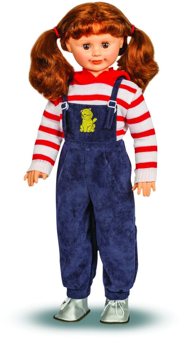 Кукла «Милана 11» со звуком, 71 см.Русские куклы фабрики Весна<br>Кукла «Милана 11» со звуком, 71 см.<br>