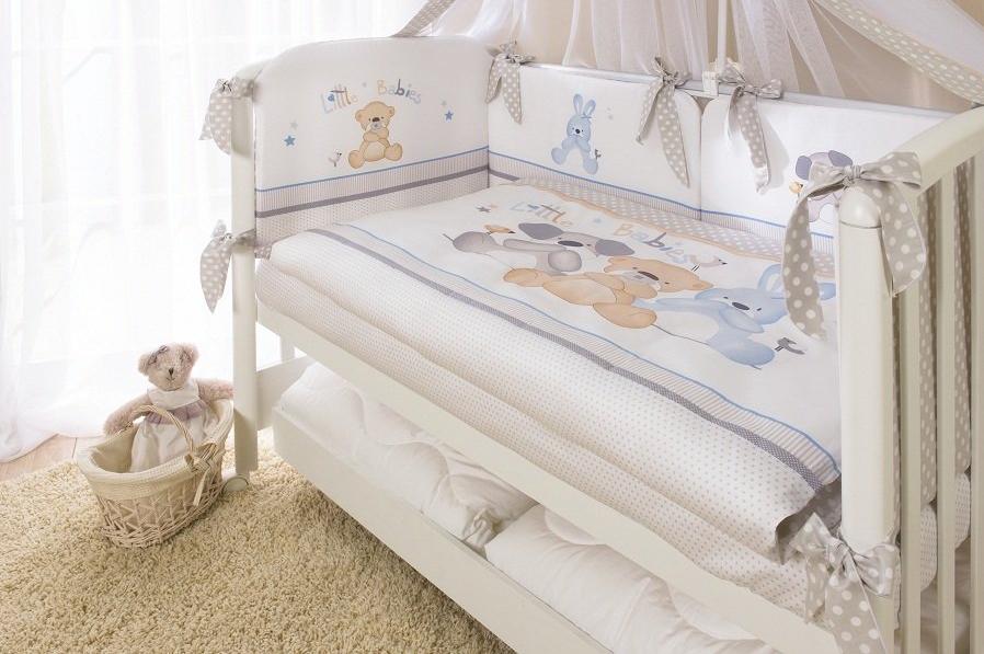 Комплект постельного белья для детей Венеция – три другаДетское постельное белье<br>Комплект постельного белья для детей Венеция – три друга<br>