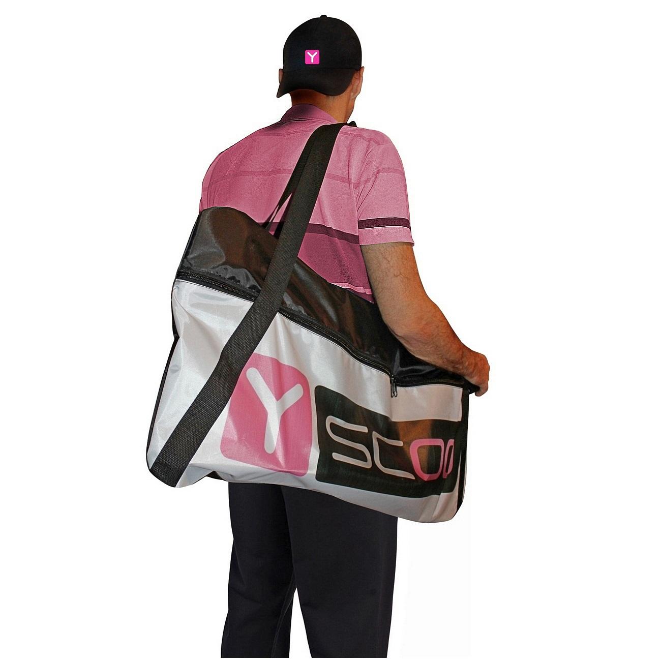 Сумка-чехол для Y-SCOO 125 Pink