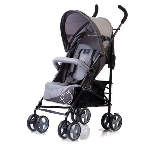 Коляска трость Picnic S-102, GreyДетские коляски Capella Jetem, Baby Care<br>Коляска трость Picnic S-102, Grey<br>