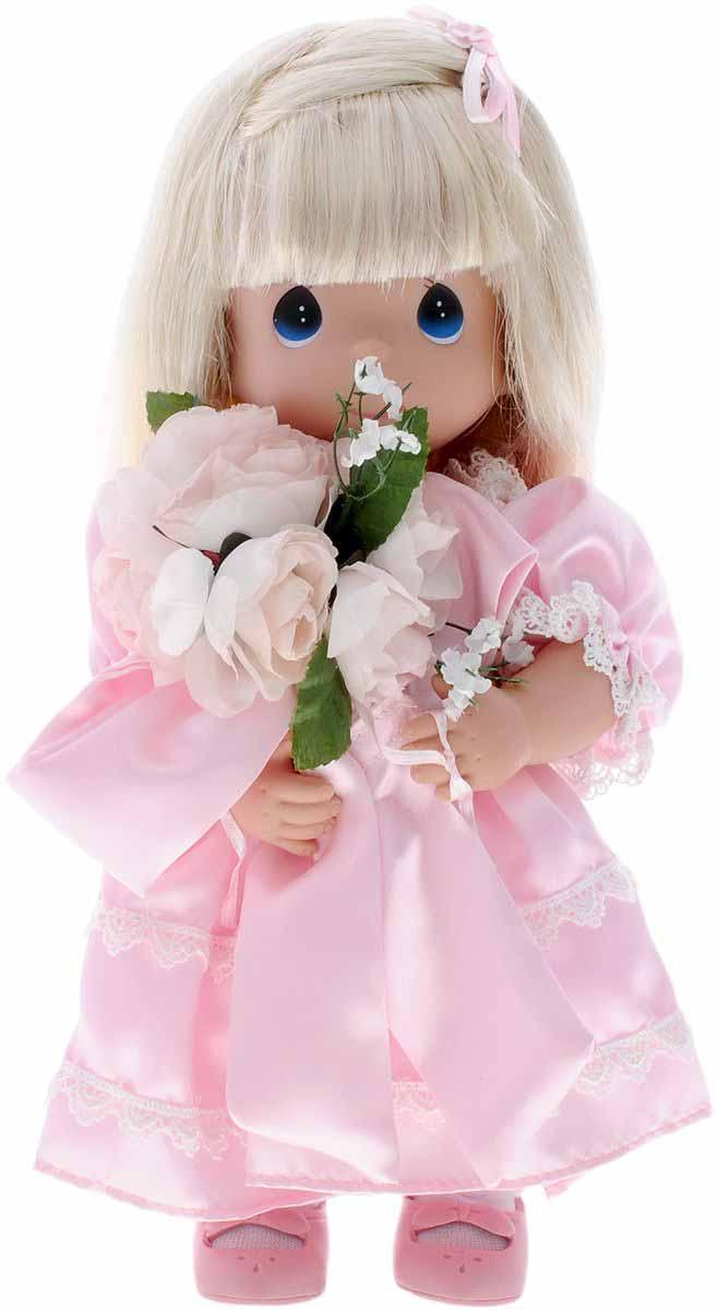 Кукла Precious Moments - Само очарование, блондинка, 30 смПупсы<br>Кукла Precious Moments - Само очарование, блондинка, 30 см<br>