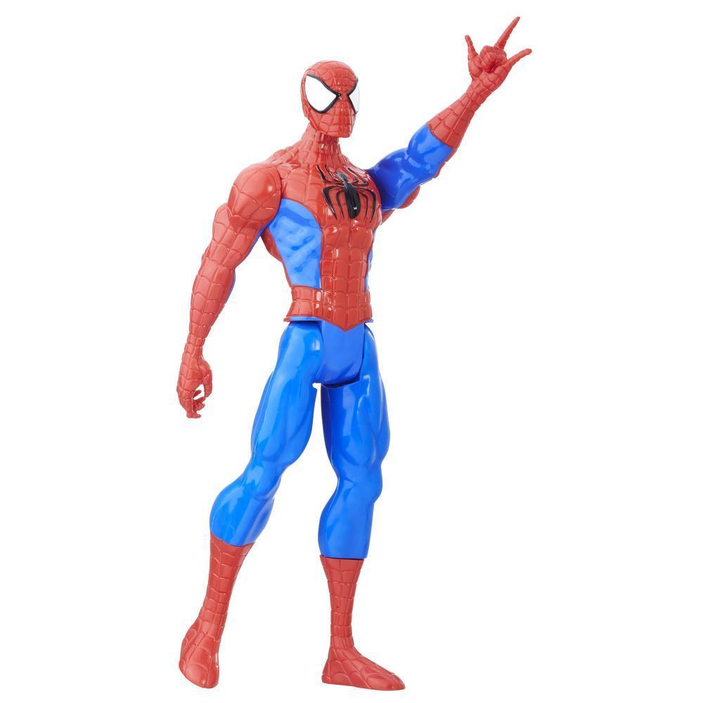 Spider-Man Титаны - Человек-ПаукSpider-Man (Игрушки Человек Паук)<br>Spider-Man Титаны - Человек-Паук<br>