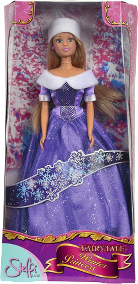 Кукла Штеффи в зимнем нарядеКуклы Steffi (Штеффи)<br>Кукла Штеффи в зимнем наряде<br>