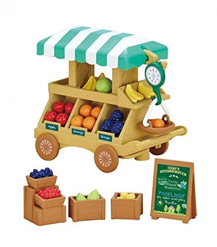 Набор - Тележка с фруктамиПокупки и Продукты<br>Набор - Тележка с фруктами<br>