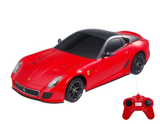 Купить Радиоуправляемая машина Ferrari 458 Italia, масштаб 1:24, Rastar