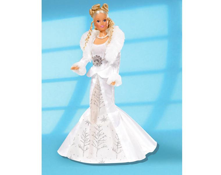 Кукла Штеффи Снежная королева, 29 см.Куклы Steffi (Штеффи)<br>Кукла Штеффи Снежная королева, 29 см.<br>